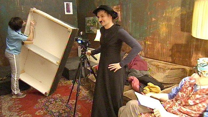 Frau Selke und der Haß