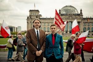 """""""Deutsch-polnische Beziehungen im Jahre 2030"""" / Foto: Darek Gontarski"""