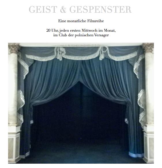 Geist & Gespenster