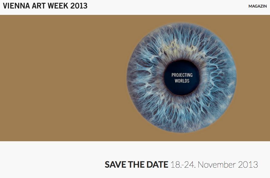 VIENNA ART WEEK 2013